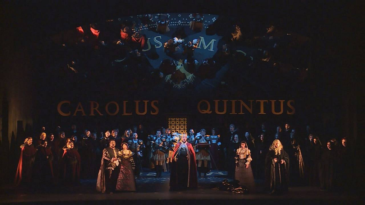 Verdi's troubled hero Ernani takes Monte Carlo by storm