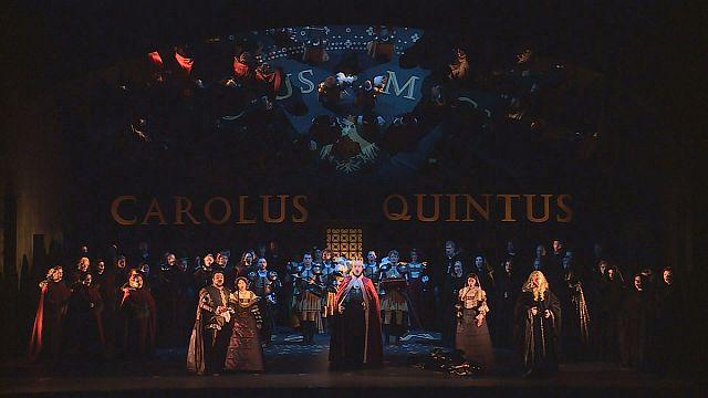 Ernani, le héros romantique de Verdi, à l'Opéra de Monte-Carlo