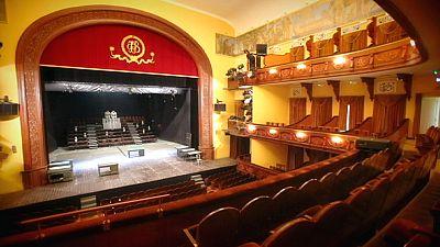 El corazón del teatro ruso