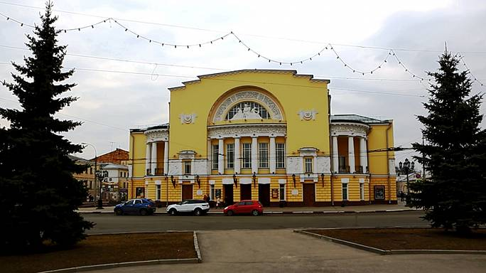 Travel Diary: 'Russia's oldest theatre company is striving to stay young'