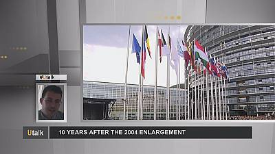 EU's great eastward expansion 10 years on