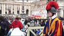 Pilgrims fill St Peter's Square for pontiffs' canonisation – nocomment