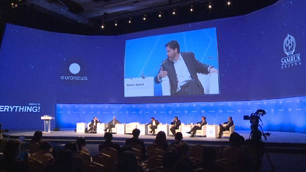 Eurasian Media Forum in Astana looks to the future