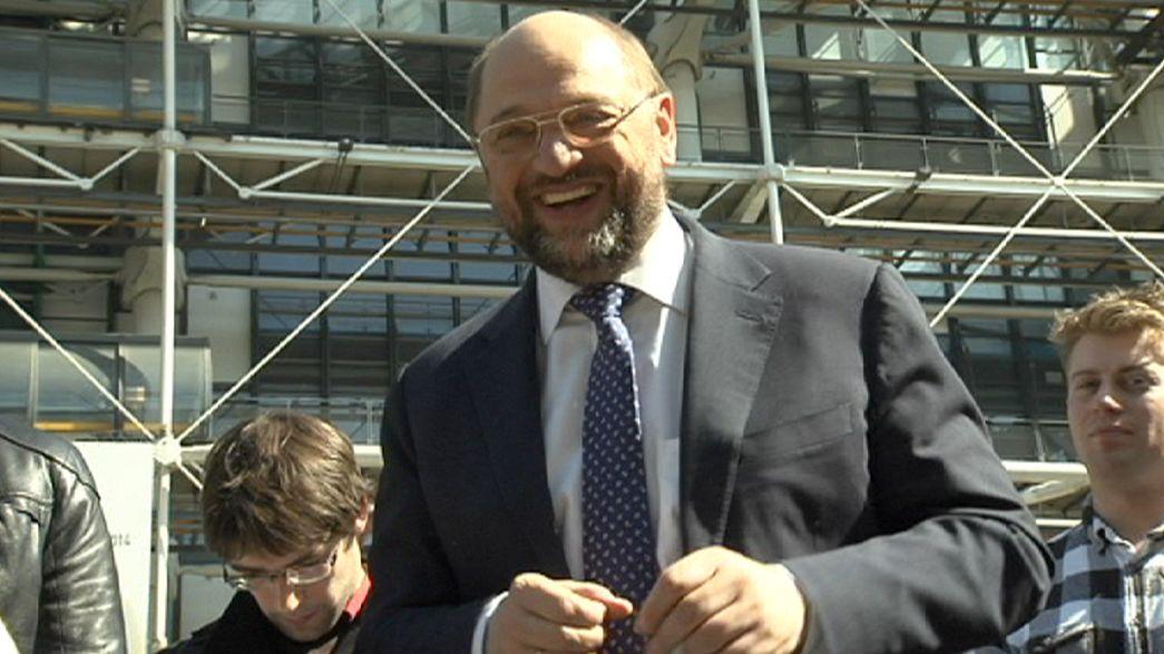 Martin Schulz: giustizia e equilibrio per la futura Europa