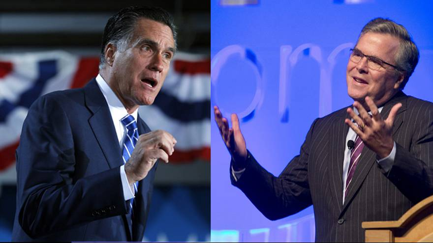 Bush or Romney again? US Republicans struggle to find a Clinton challenger