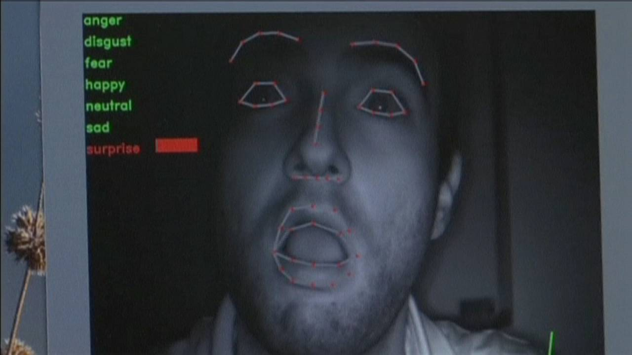 The car that reads your face: safer driving for the future