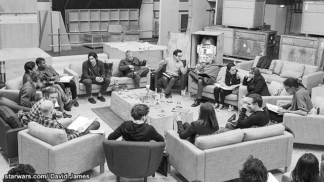 Return of the original cast as Hamill, Ford and Fisher strike back in Star Wars VII