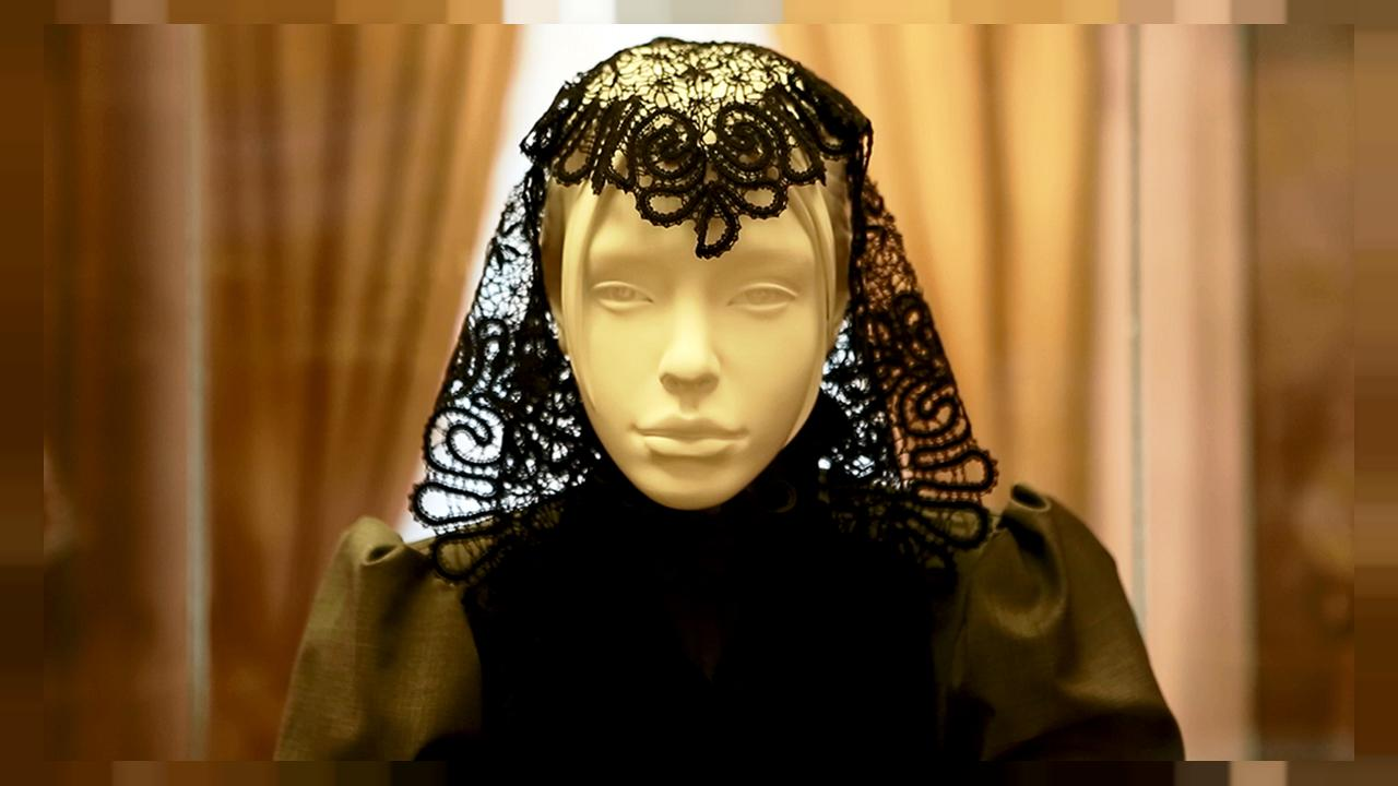 دیداری از موزه هنرهای دست دوزی روسیه در ولگا گراد