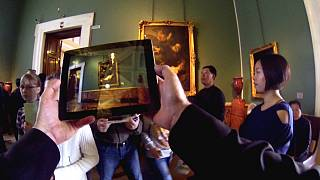Postcards from Russia: State Hermitage apps proving popular