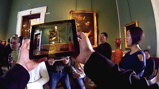 El Museo del Hermitage en el bolsillo