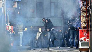İstanbul'da 1 Mayıs gerginliği