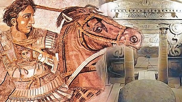 Βρήκαν τον τάφο του Μεγάλου Αλεξάνδρου;