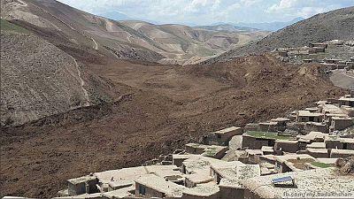 Afghanistan: Hundreds missing-feared-dead after mudslide