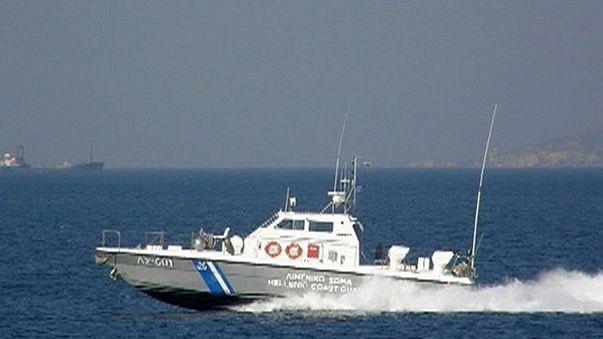 Desperate migrants caught in Greek sea tragedy