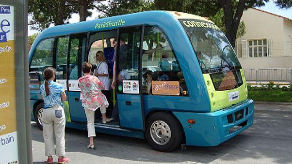 Λεωφορεία χωρίς οδηγό - Ευρωπαϊκό πείραμα στα Τρίκαλα