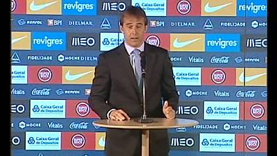 Julen Lopetegui appointed new FC Porto coach