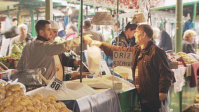 Macedonia: todo un viaje de sabores