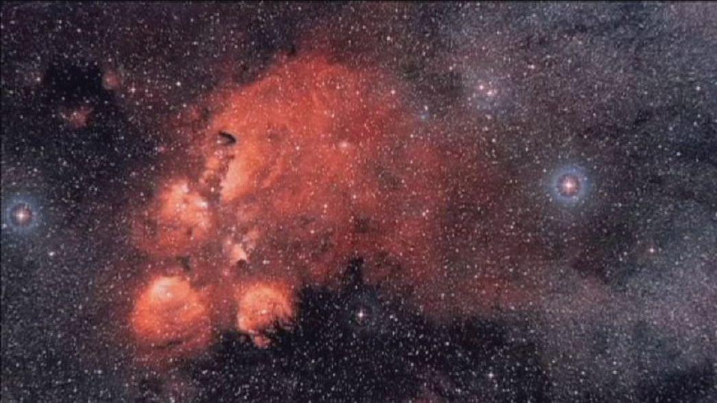 As imagens do cosmos descem aos telemóveis e tablets