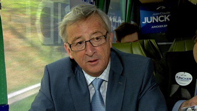 AB Komisyonu başkan adayı: Jean Claude Juncker