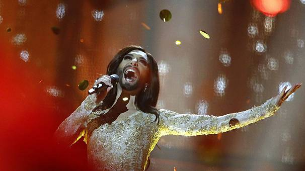 Triumph of the 'bearded lady': Conchita Wurst wins Eurovision Song Contest for Austria