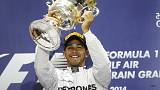 Speed: Mercedes continue F1 dominance with Hamilton's fourth straight win