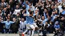 Man City crowned English Premier League champions