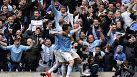Manchester City gagne la Premier League