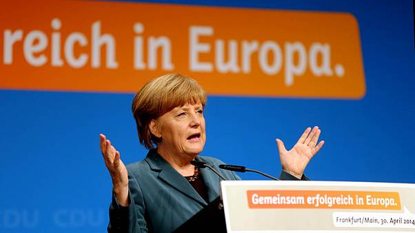 Όταν έκλαψε η Μέρκελ... για την ευρωζώνη