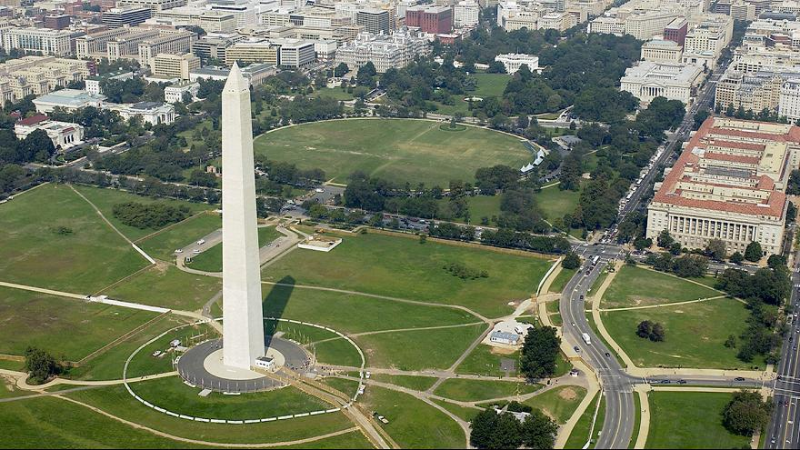 Washington Monument is open again after earthquake renovation