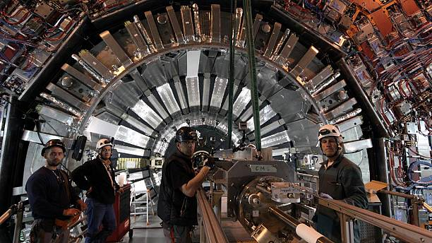 What will we discover when we switch the LHC back on?