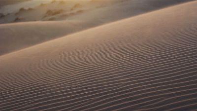 Poeiras do deserto afetam produção de energia solar