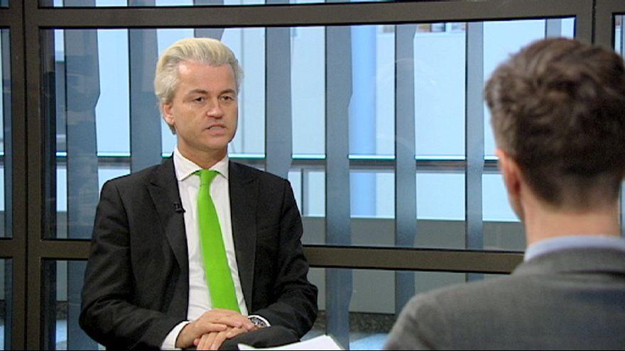 Geert Wilders : l'eurosceptique néerlandais qui monte