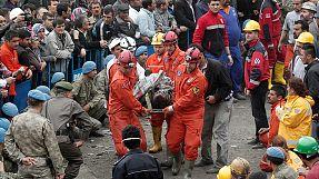 world Turcja: coraz mniej szans na znalezienie żywych górników