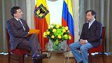 """Gustavo Petro, alcalde de Bogotá: """"Solo falta que me maten"""""""
