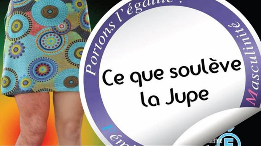 Равенство полов: во Франции мальчикам предложили надеть юбки