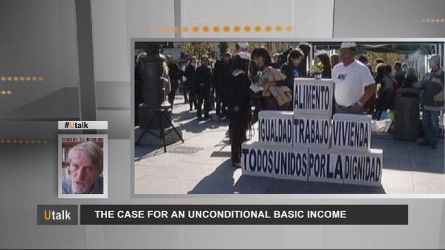 برخورداری از درآمد پایه بدون قید و شرط و مبارزه با فقر در اروپا