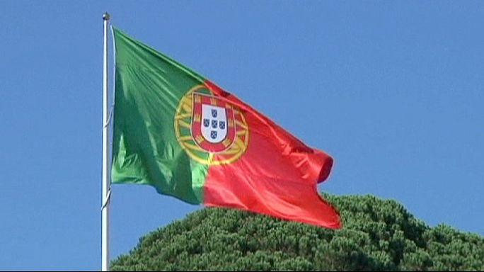 Fél lábbal még válságban zárja le mentőcsomagját Portugália