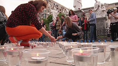 Crimean Tatars hold commemorative event in Kyiv