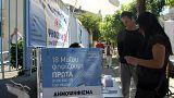 Θεσσαλονίκη: Τα πρώτα αποτελέσματα του δημοψηφίσματος για την ιδιωτικοποίηση της ΕΥΑΘ