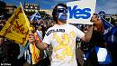 Scots more sceptical about independence, according to new poll