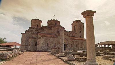 Ohrid, cité macédonienne inscrite à l'Unesco