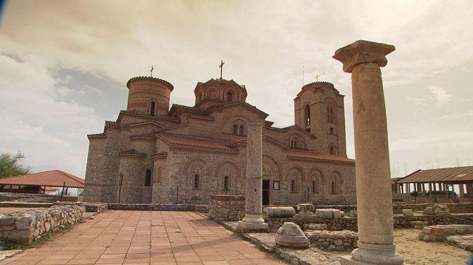 Город Охрид: возвращение в древность