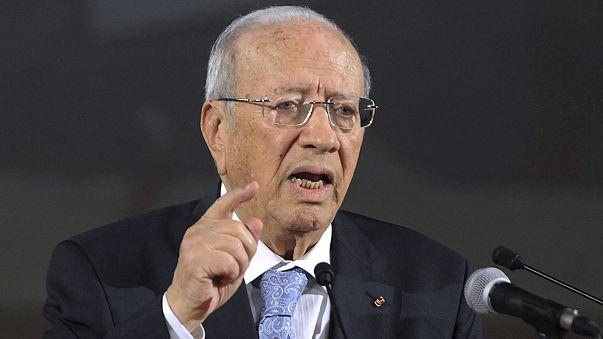 حزب نداء تونس يعين الباجي قائد السبسي مرشحه للانتخابات الرئاسية