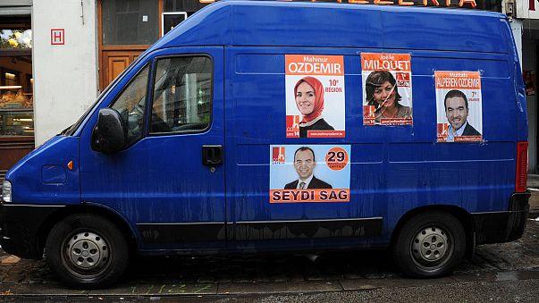 Belçika seçimlerinde Türkçe propaganda tartışması