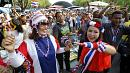 Calm in Thailand despite military intervention