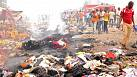 More than 100 dead in bomb blasts in Nigeria; Boko Haram blamed for the attack