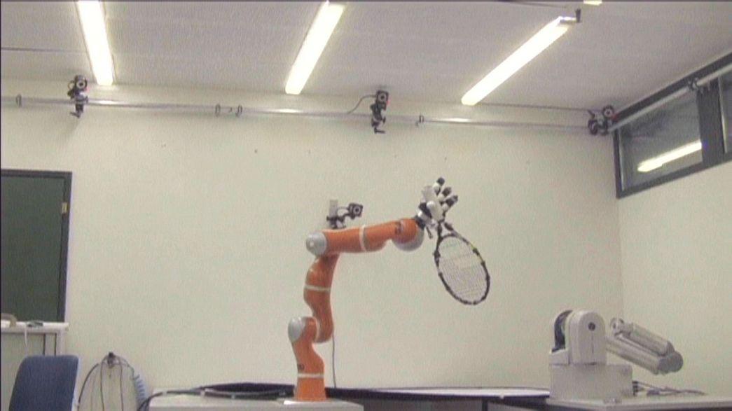 Braccio di ferro robotico