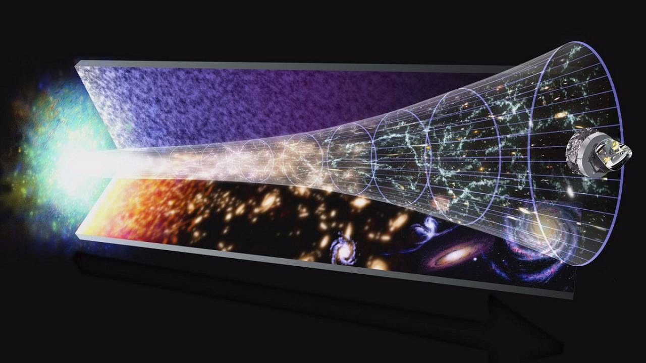 Tremori primordiali dal Big Bang