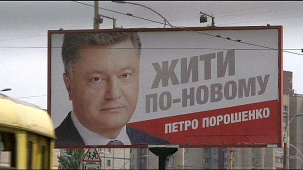 Ukraine pr sidentielle un oligarque s teint un autre s for Farcical traduction