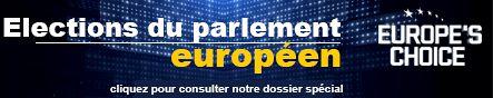 Elections au Parlement européen